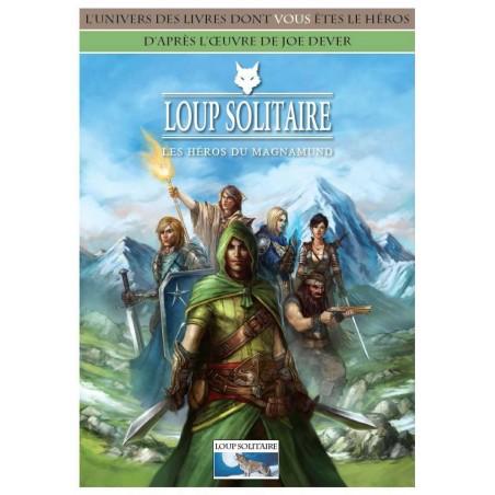Loup solitaire - Héros du Magnamund un jeu Le Grimoire