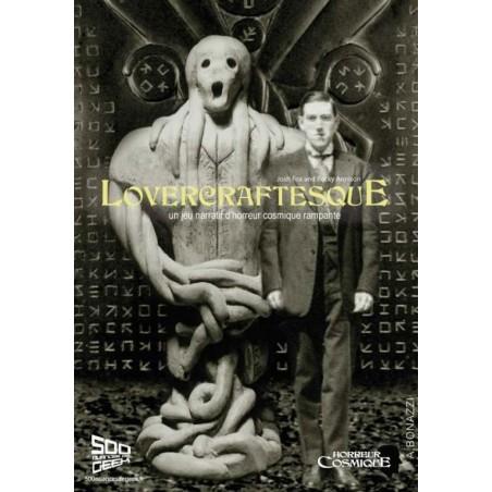 Lovecraftesque un jeu 500 nuances de geek
