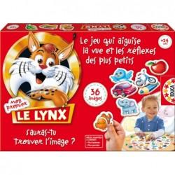 Lynx - Mon premier lynx un jeu