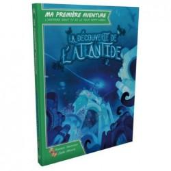 Ma première aventure : La découverte de l'Atlantide un jeu Game flow