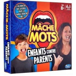 Mache-mots un jeu Hasbro