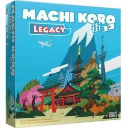 Machi Koro Legacy un jeu Pandasaurus Games
