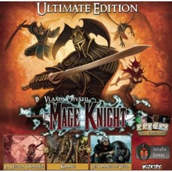 Mage Knight - Ultimate edition un jeu Intrafin Games