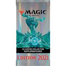 Edition 2021 - Booster collector un jeu Wizards of the coast