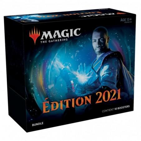 Edition 2021 - Bundle un jeu Wizards of the coast