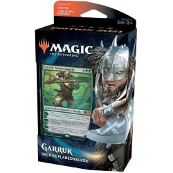 Edition 2021 - Deck Garruck un jeu Wizards of the coast