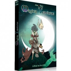 Magica Tenebrae - La BD dont vous êtes le héros un jeu Makaka Editions