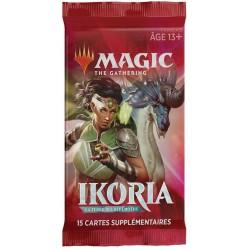 Magic - Ikoria Terre des Béhémots - Booster un jeu Wizards of the coast