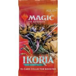 Magic - Ikoria Terre des Béhémots - Booster collector un jeu Wizards of the coast
