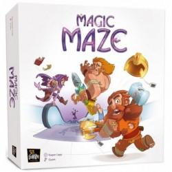 Magic Maze un jeu Sit down