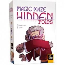 Magic maze - Hidden roles un jeu Sit down
