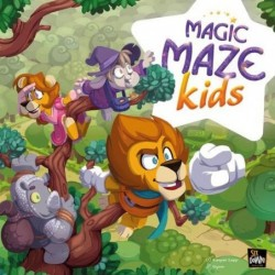 Magic Maze Kids un jeu Sit down