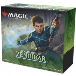Bundle Renaissance de Zendikar un jeu Wizards of the coast