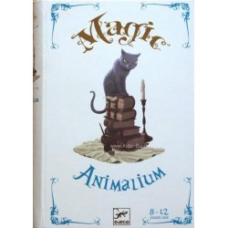 Magic Animalium un jeu Djeco