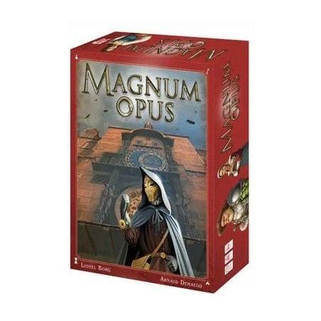Magnum Opus un jeu Bragelonne