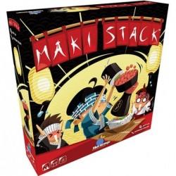 Maki stack un jeu Blue orange