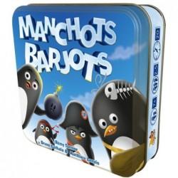 Manchots barjots un jeu Bombyx