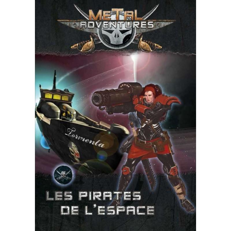 Pirates de l'Espace un jeu Matagot