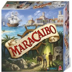 Maracaibo un jeu Super Meeple