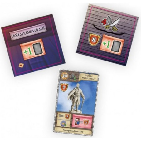 Marcaibo - Bonus un jeu Super Meeple