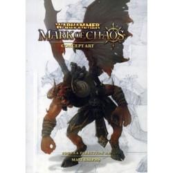 Warhammer Mark of Chaos Concept Art un jeu Bibliotheque Interdite