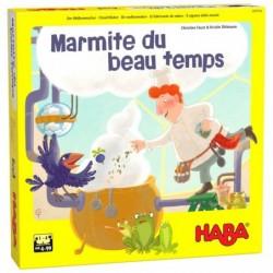 La marmite du beau temps un jeu Haba