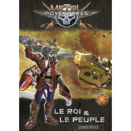 Metal Adventures - Le Roi & le Peuple un jeu Matagot