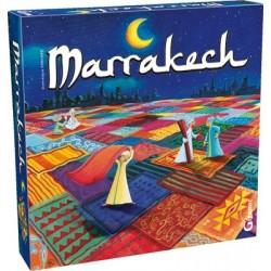 Marrakech (nouvelle édition) un jeu Gigamic
