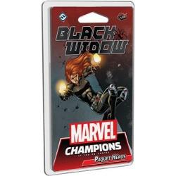 Black Widow un jeu FFG France / Edge