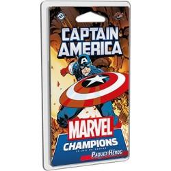 Captain America un jeu FFG France / Edge
