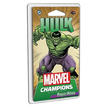 Hulk (En précommande) un jeu FFG France / Edge