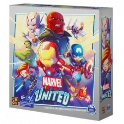 Marvel United un jeu Spin master