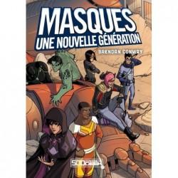 Masques - Une nouvelle génération un jeu 500 nuances de geek