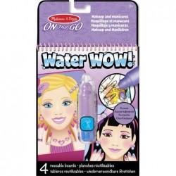 Water Wow ! - Maquillage et manucure un jeu Melissa & Doug