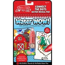 Water Wow ! - Points à relier - La ferme un jeu Melissa & Doug