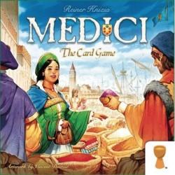 Medici - Le jeu de cartes un jeu Pixie Games