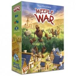 Meeple War un jeu Blue cocker
