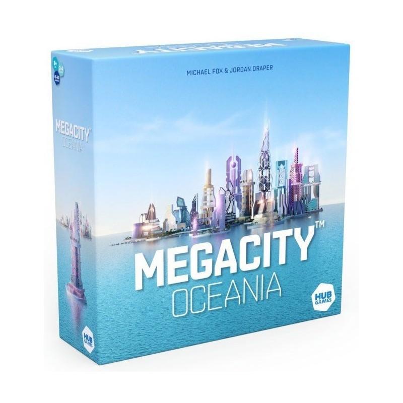 MegaCity : Oceania un jeu