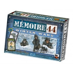 Mémoire 44 - Winter Wars : la bataille des Ardennes un jeu Days of wonder