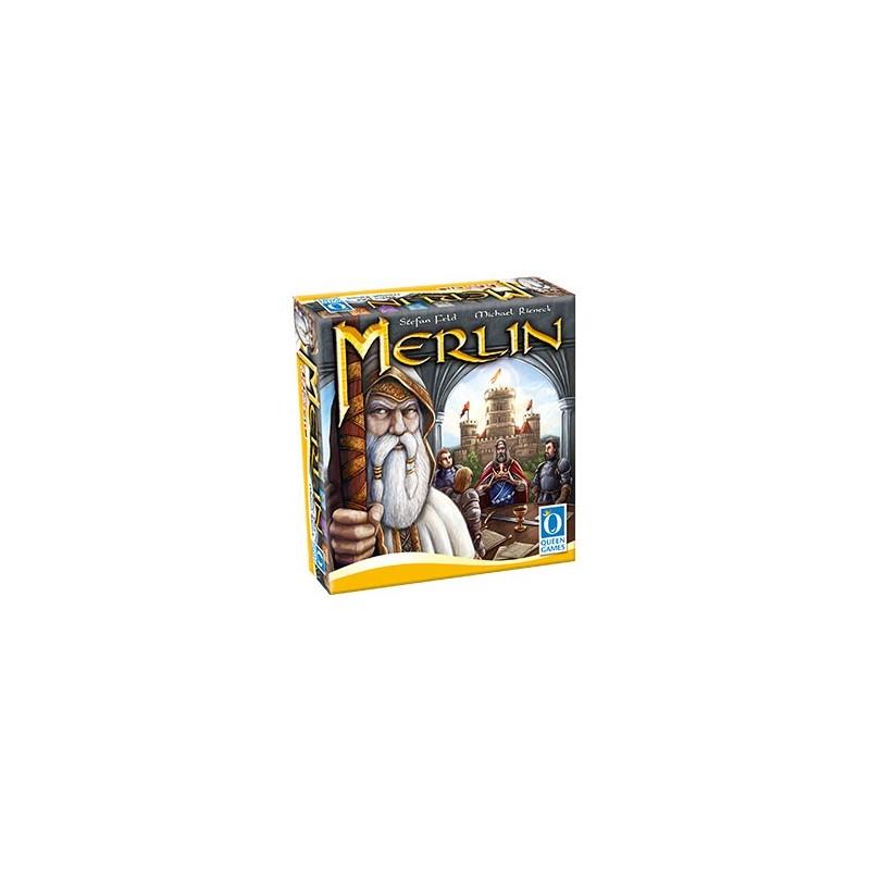 Merlin un jeu Queen Games