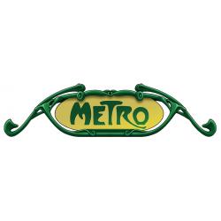 Metro un jeu Les Jeux du Lac