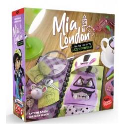 Mia London et l'affaire des 625 fripouilles un jeu Le Scorpion Masqué