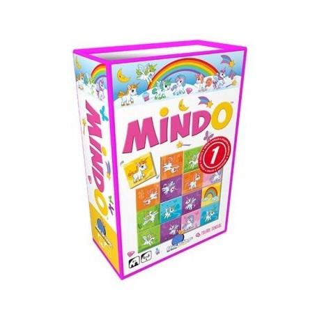 Mindo- licorne un jeu Blue orange