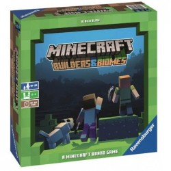 Minecraft un jeu Ravensburger