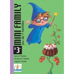 Mini Family un jeu Djeco