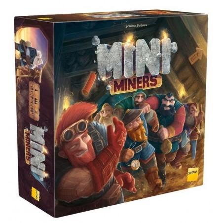 Mini Miners un jeu