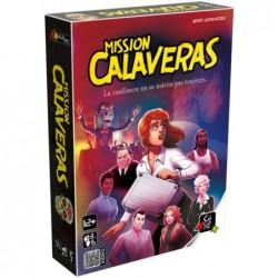 Mission Calaveras un jeu Gigamic