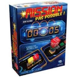 Mission Pas Possible un jeu Renegade Game Studio