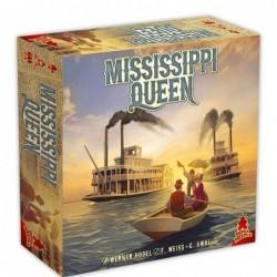 Mississippi Queen un jeu Super Meeple