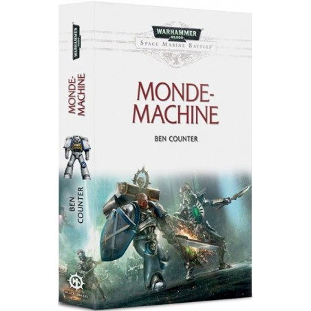Monde-machine un jeu Black Library